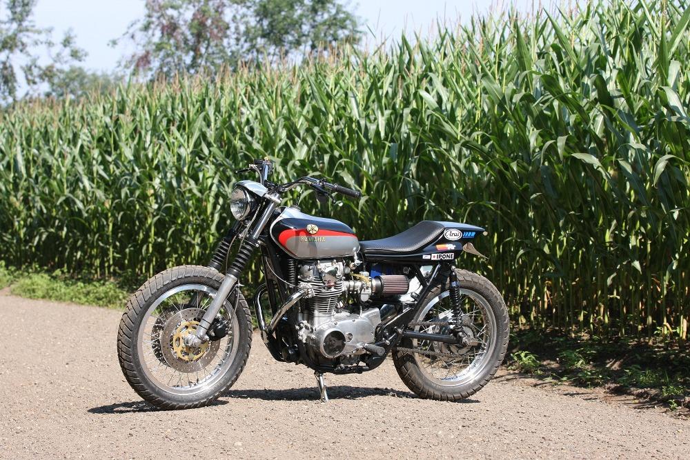 Yamaha XS650 Streettracker
