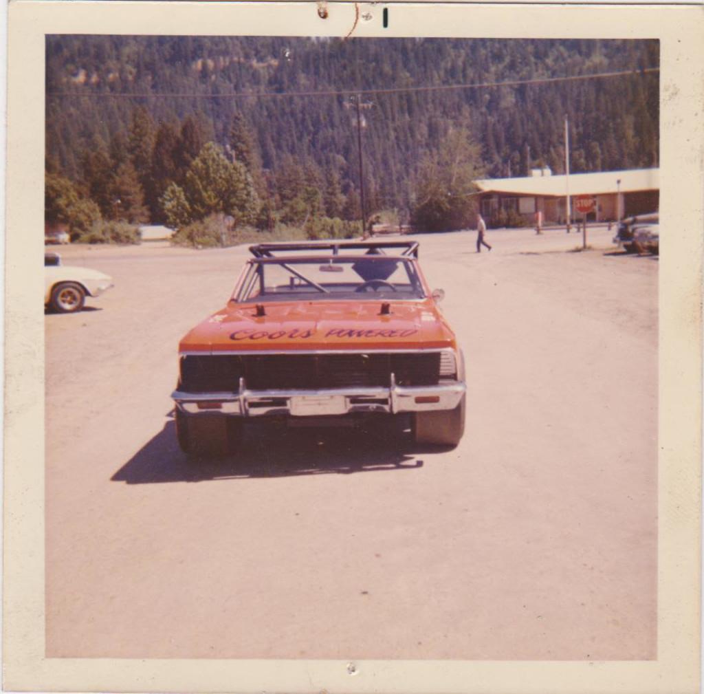 1966 Chevelle Short Tracker Racer