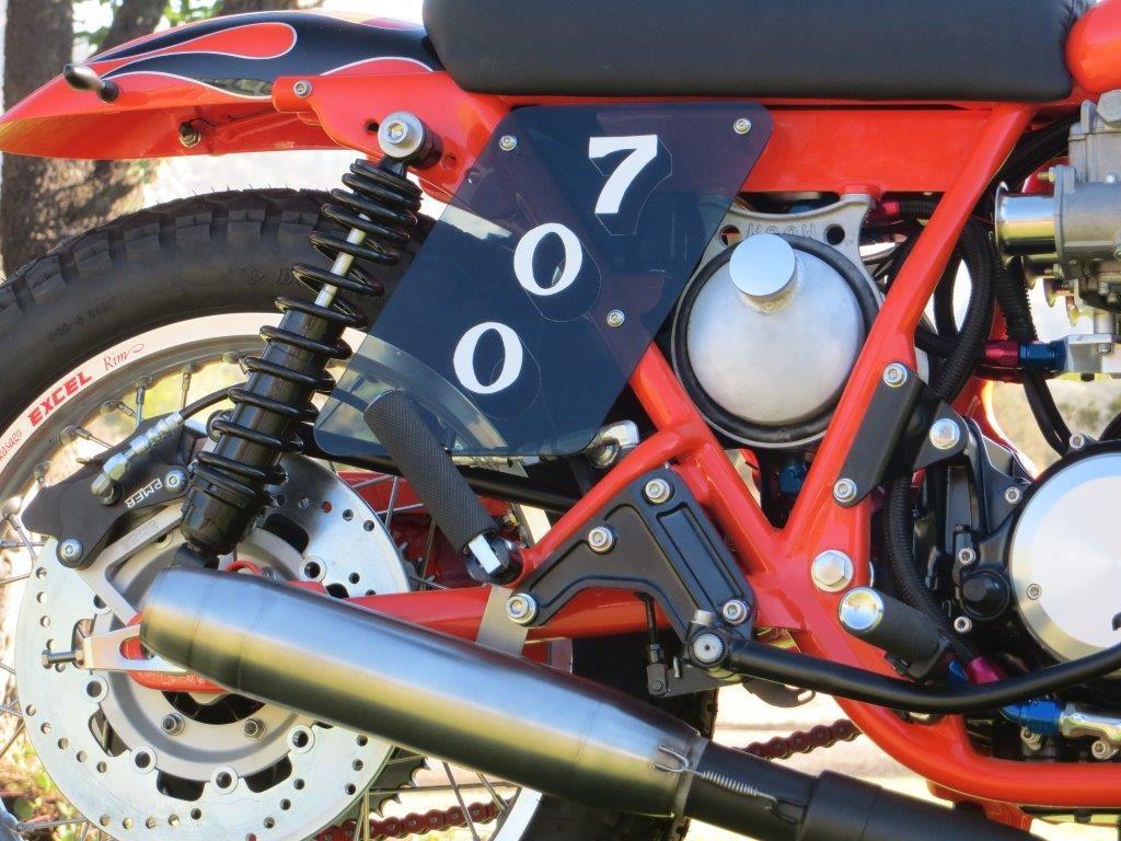 CB750SS Tracker