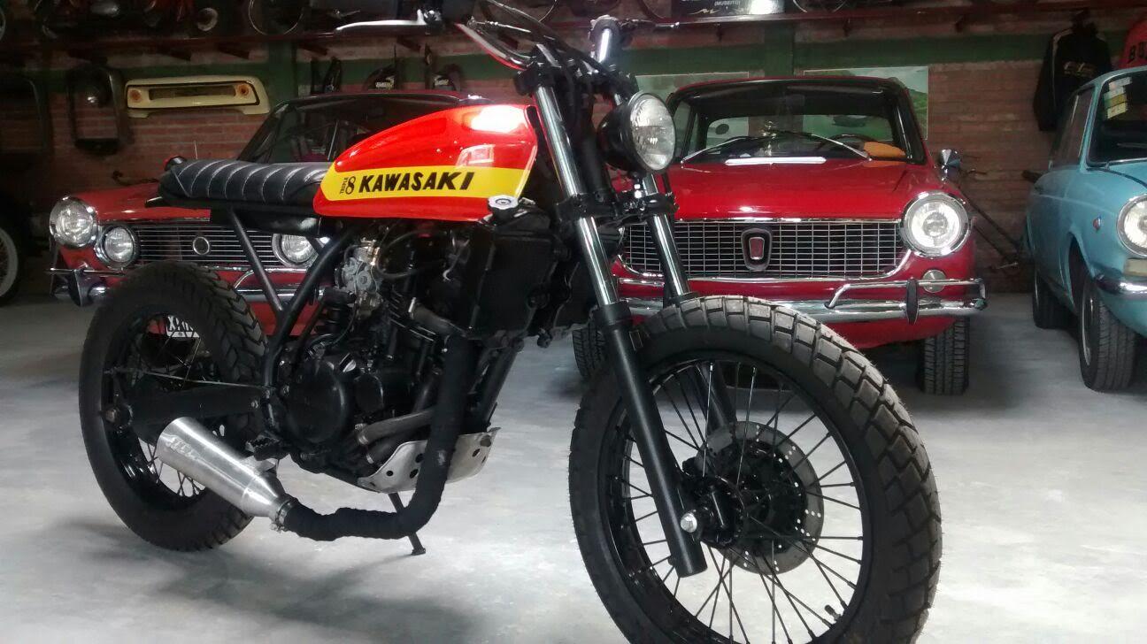 Xs650 Brat Kit
