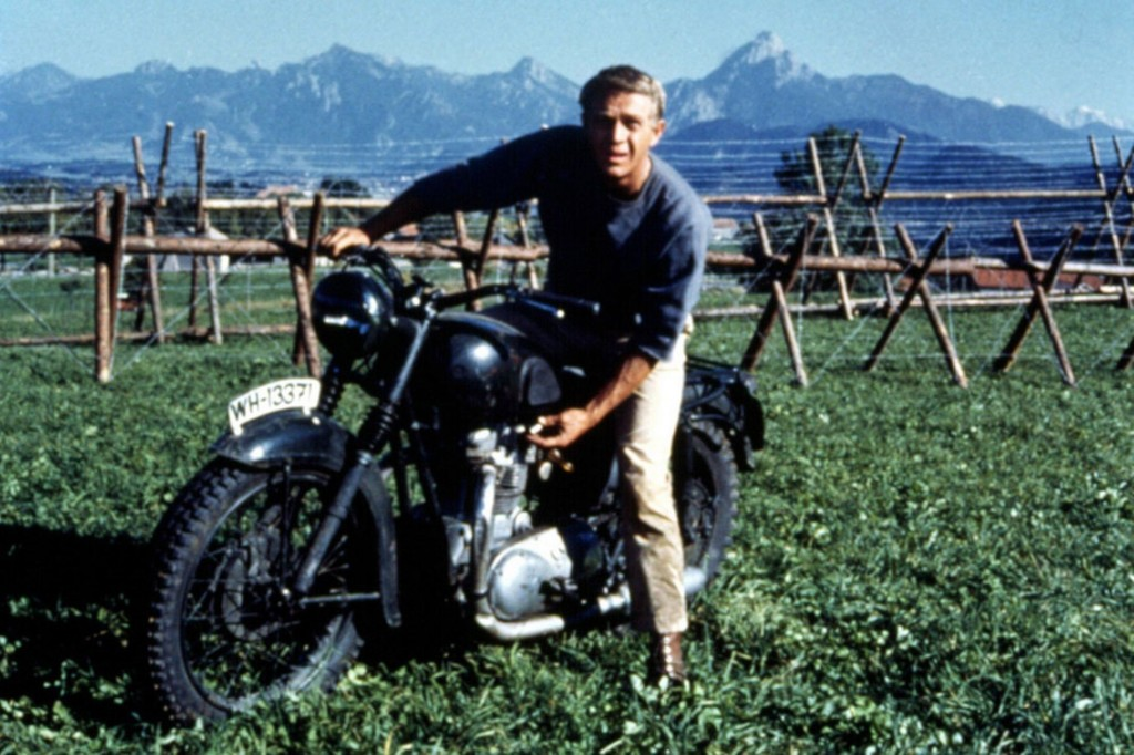 The Motorcycle from The Great Escape
