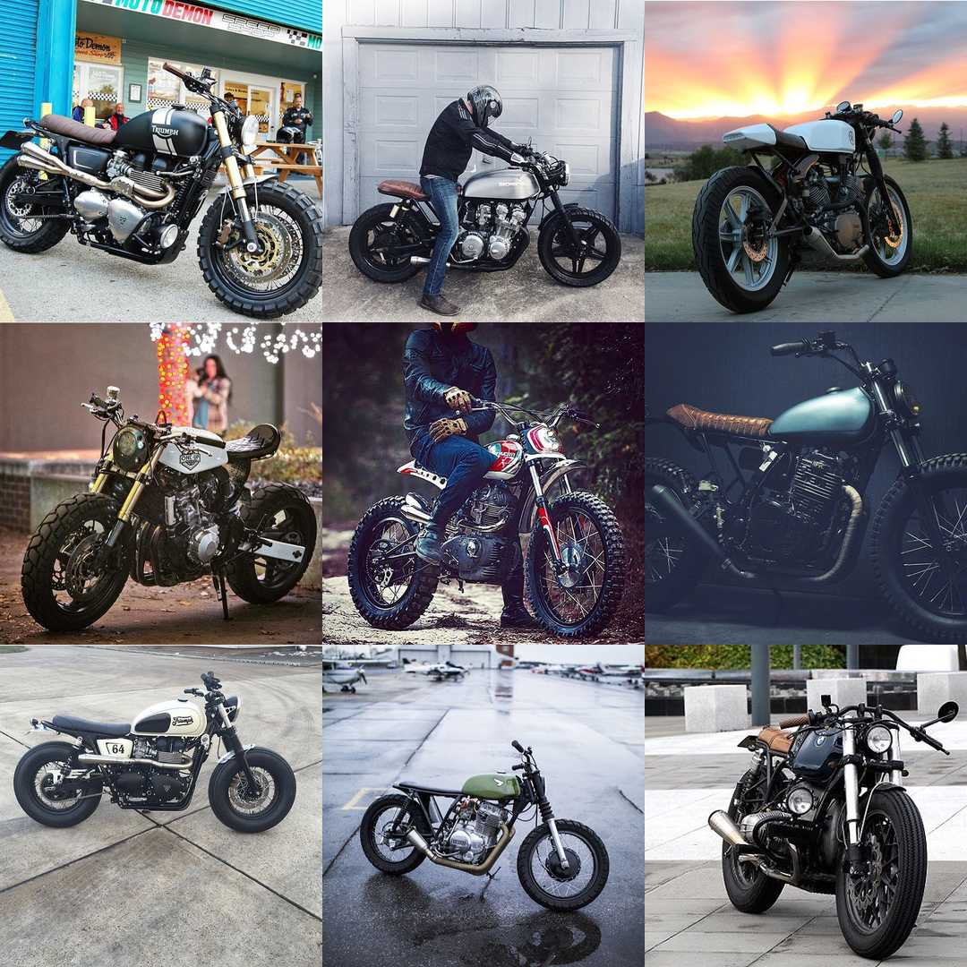 Best Custom Bikes 2015