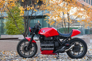 BMW K100 Custom Cafe Racer