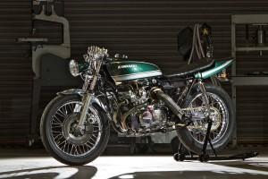 Kawasaki KZ650 Turbo Cafe Racer