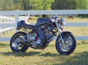 900SS Cafe Racer