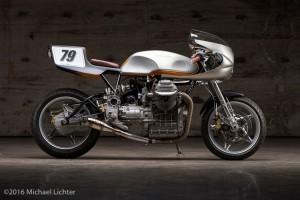Moto Guzzi G5 Cafe Racer