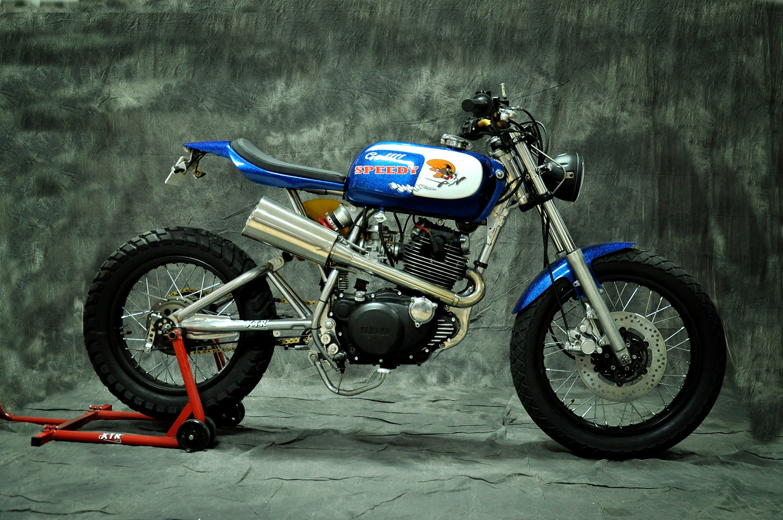 Yamaha SR250 Street Tracker