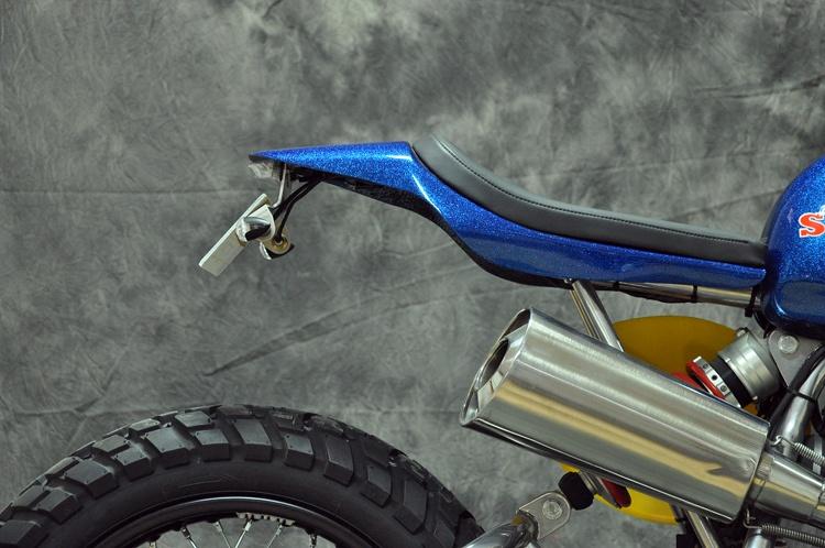SR250 Tracker Tail