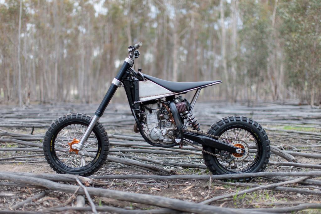 KTM 250 Tracker