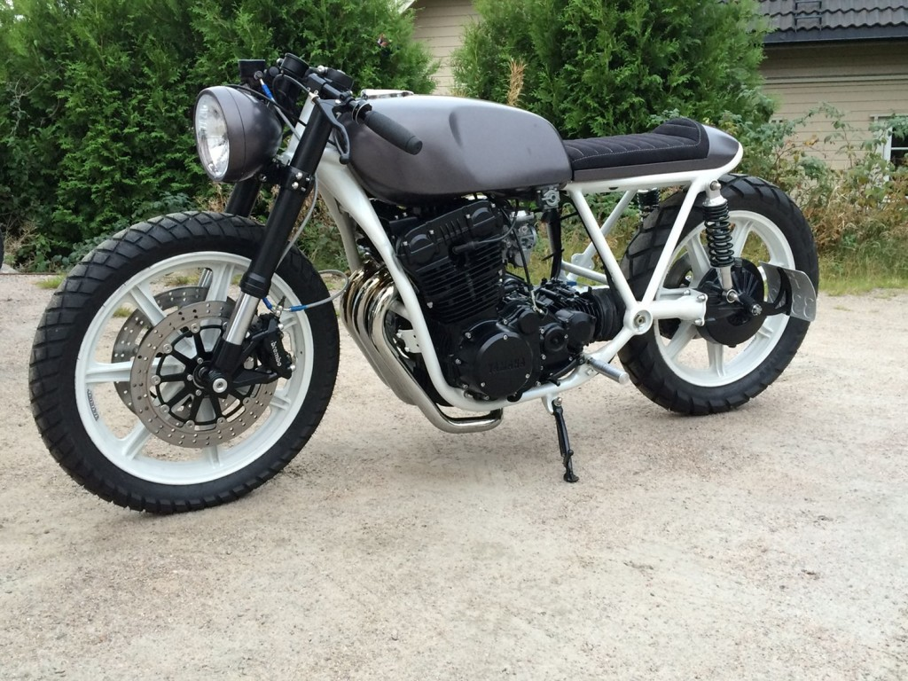 XS850 Cafe Racer