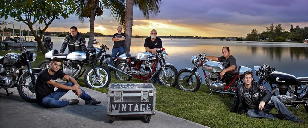 Vintage Iron Club