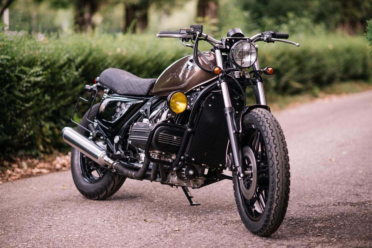 Honda Goldwing Bobber