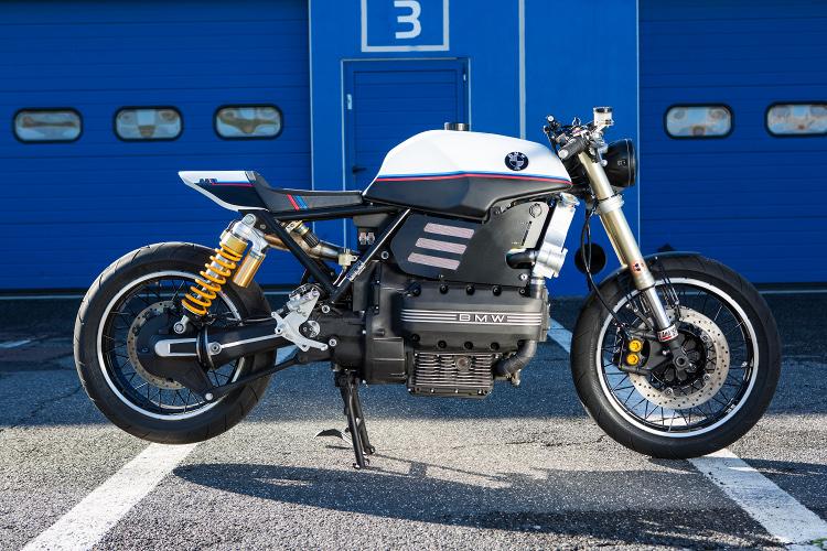 K1100LT Cafe Racer