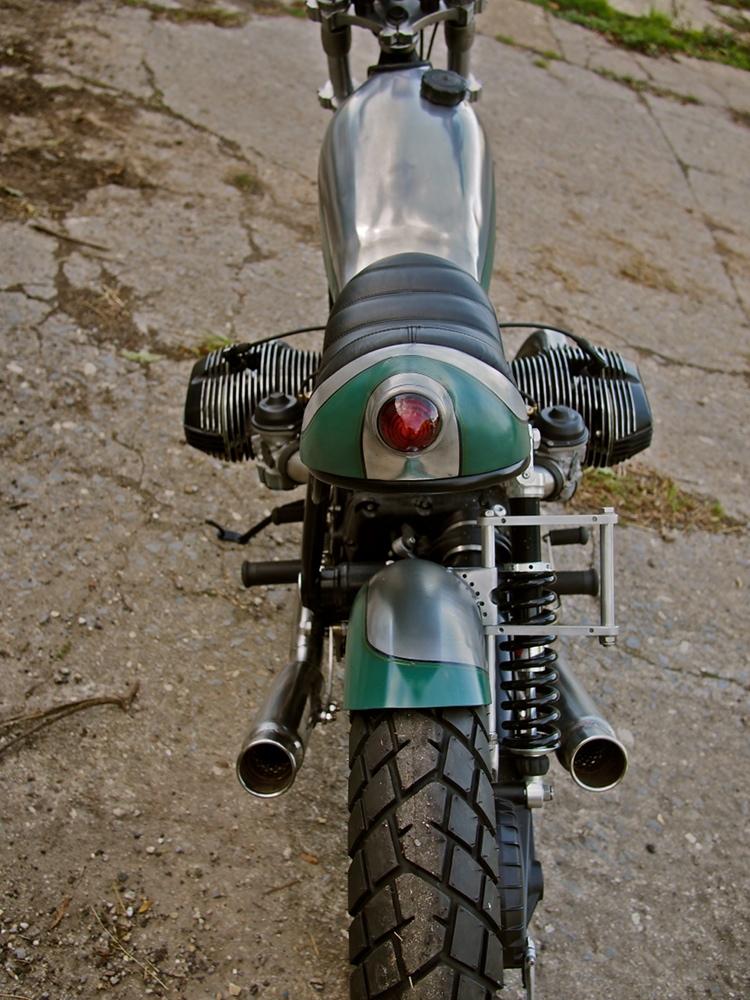 BMW R100RT Tracker
