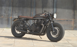 Honda Nighthawk Cafe Racer