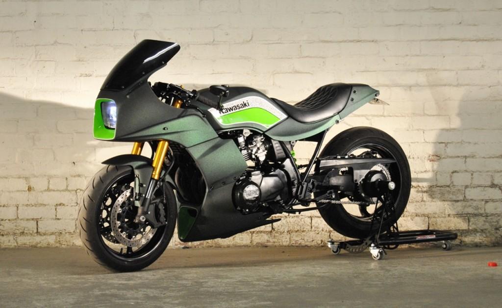GPz750 Not Cafe Racer