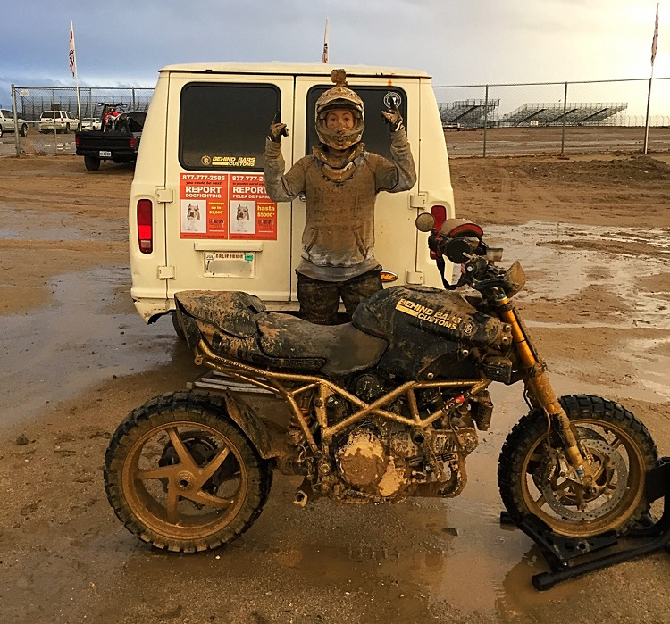 Ducati Super Hooligan