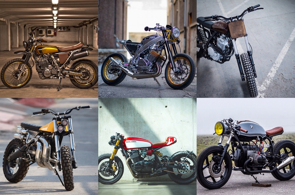 Best Custom Motorcycle 2016