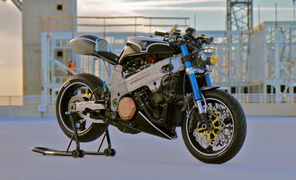 Suzuki TL1000R Cafe Racer