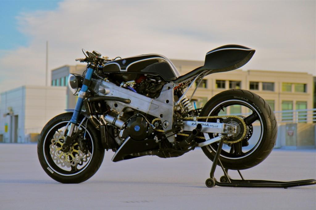 Suzuki TL1000 Cafe Racer