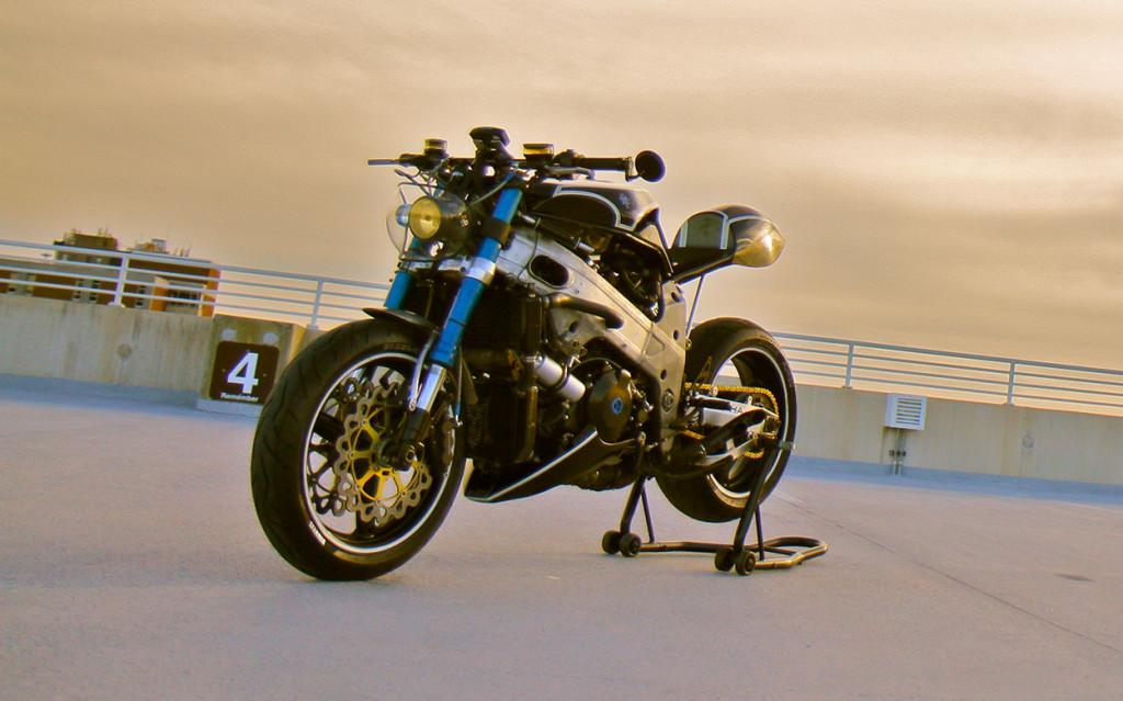 TL1000R Cafe Racer