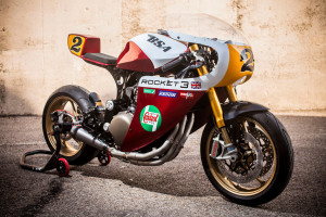 Triumph Legend TT Cafe Racer