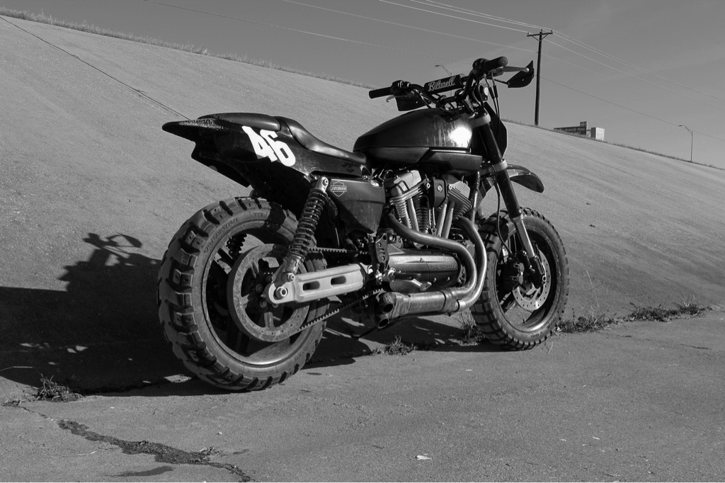 Harley XR1200 Tracker
