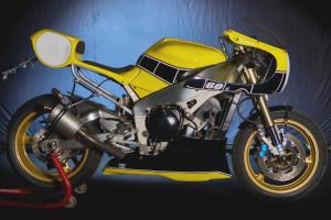Yamaha R1 Cafe Racer