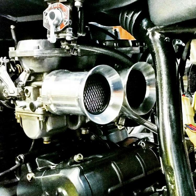 Yamaha XS1100 Velocity STacks