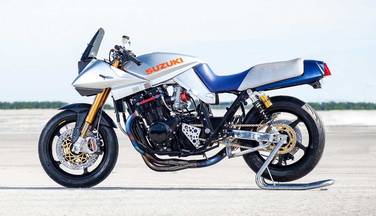 Suzuki GSX1100 Katana Restomod