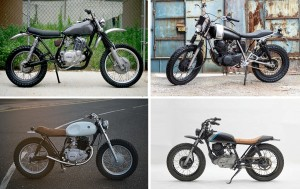 Best Yamaha SR250 Customs