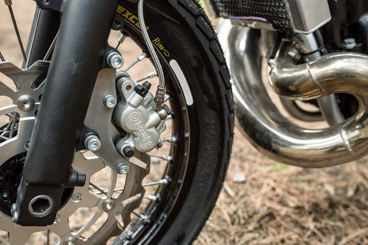 Honda CR500 Flat Tracker