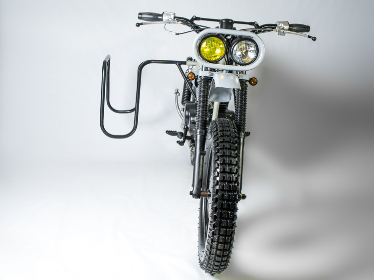 Honda XL100 Scrambler