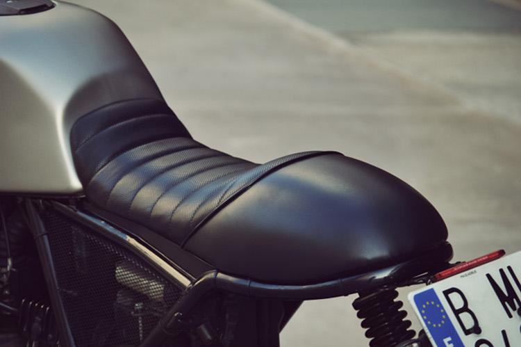 BMW K100 Street Tracker Seat