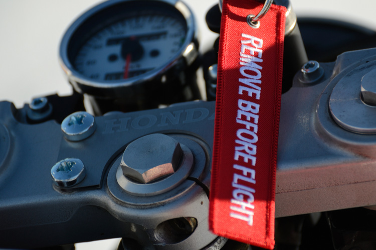 Honda GL650 Silverwing Cafe Racer