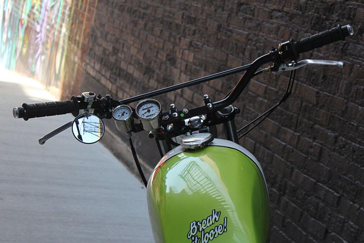 Kawasaki KZ400 Street Tracker