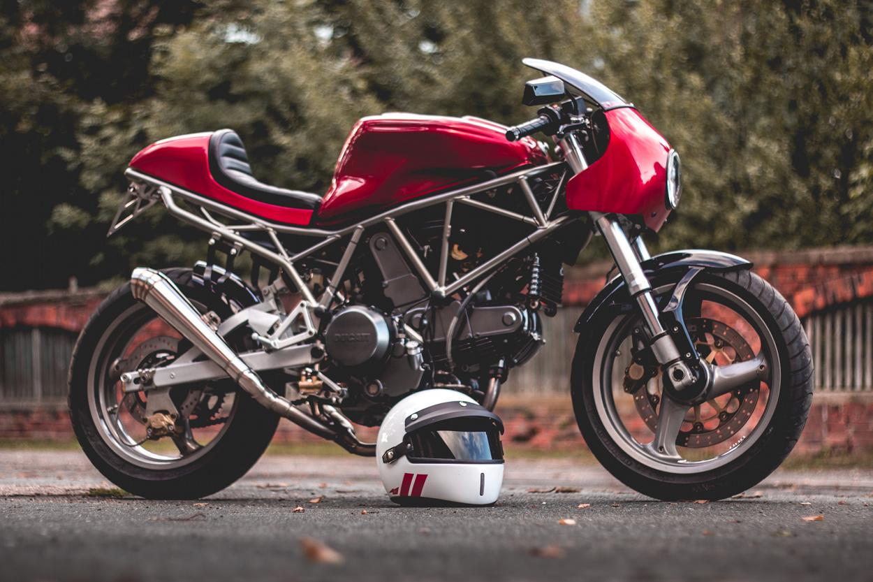 Ducati Cafe Racers Bikebound