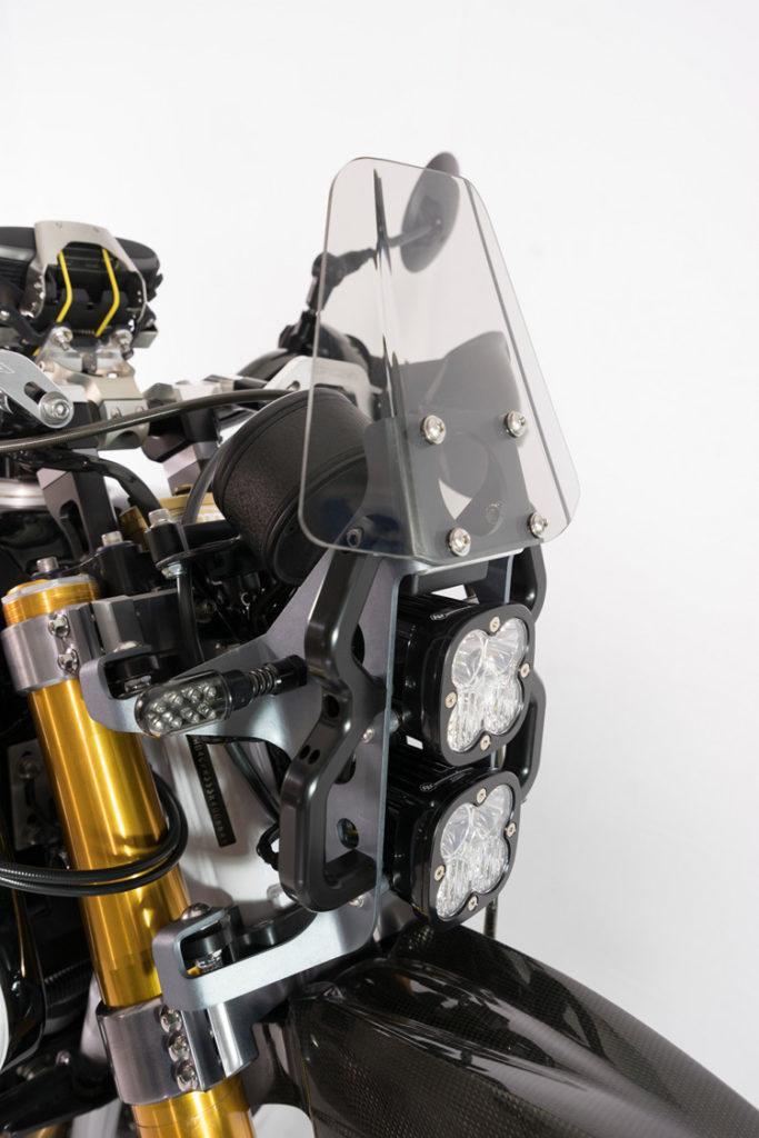 Harley Sportster Dual Sport