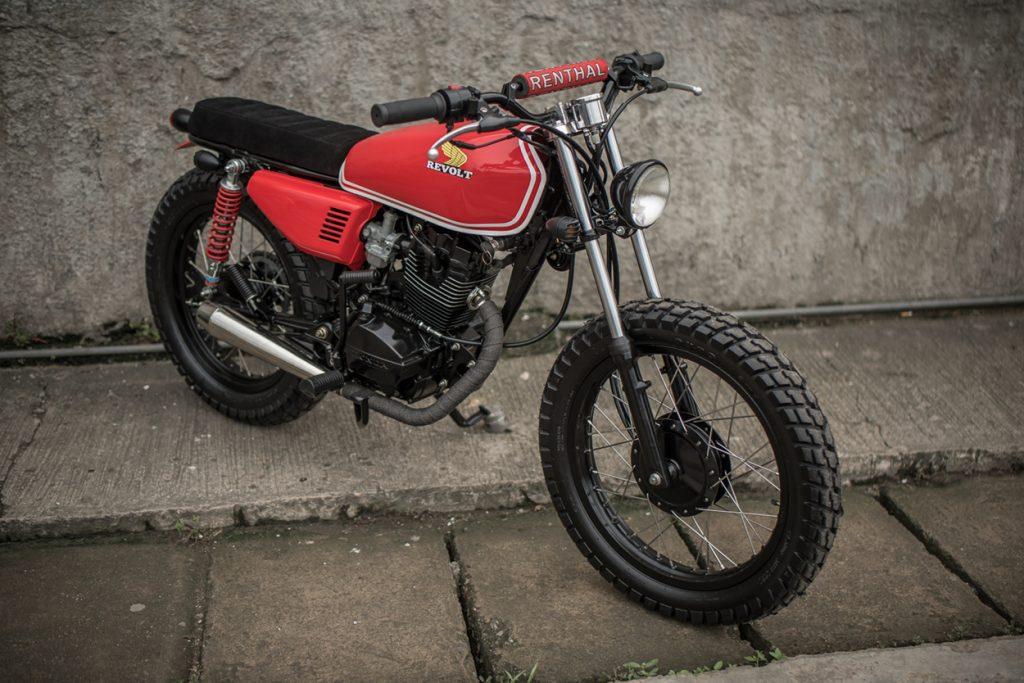 Honda TMX125