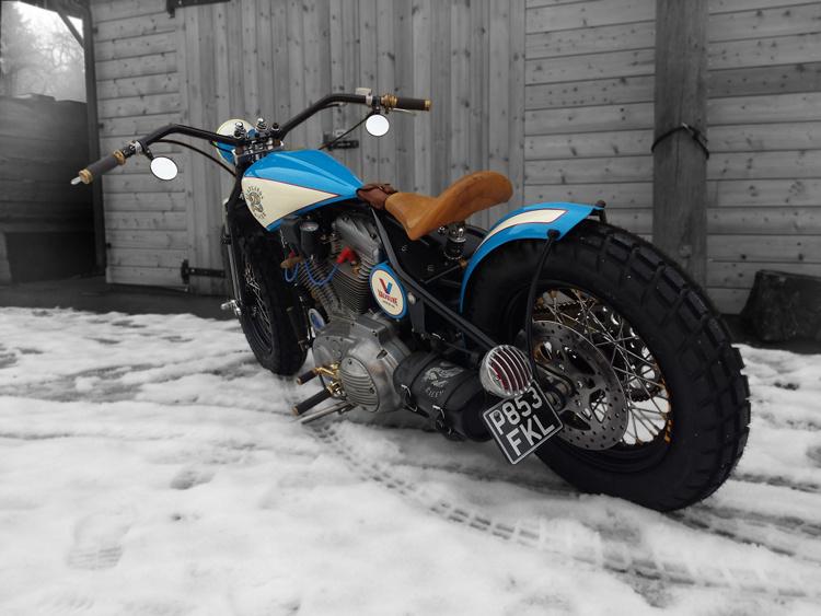 Sportster XLH1200 Bobber