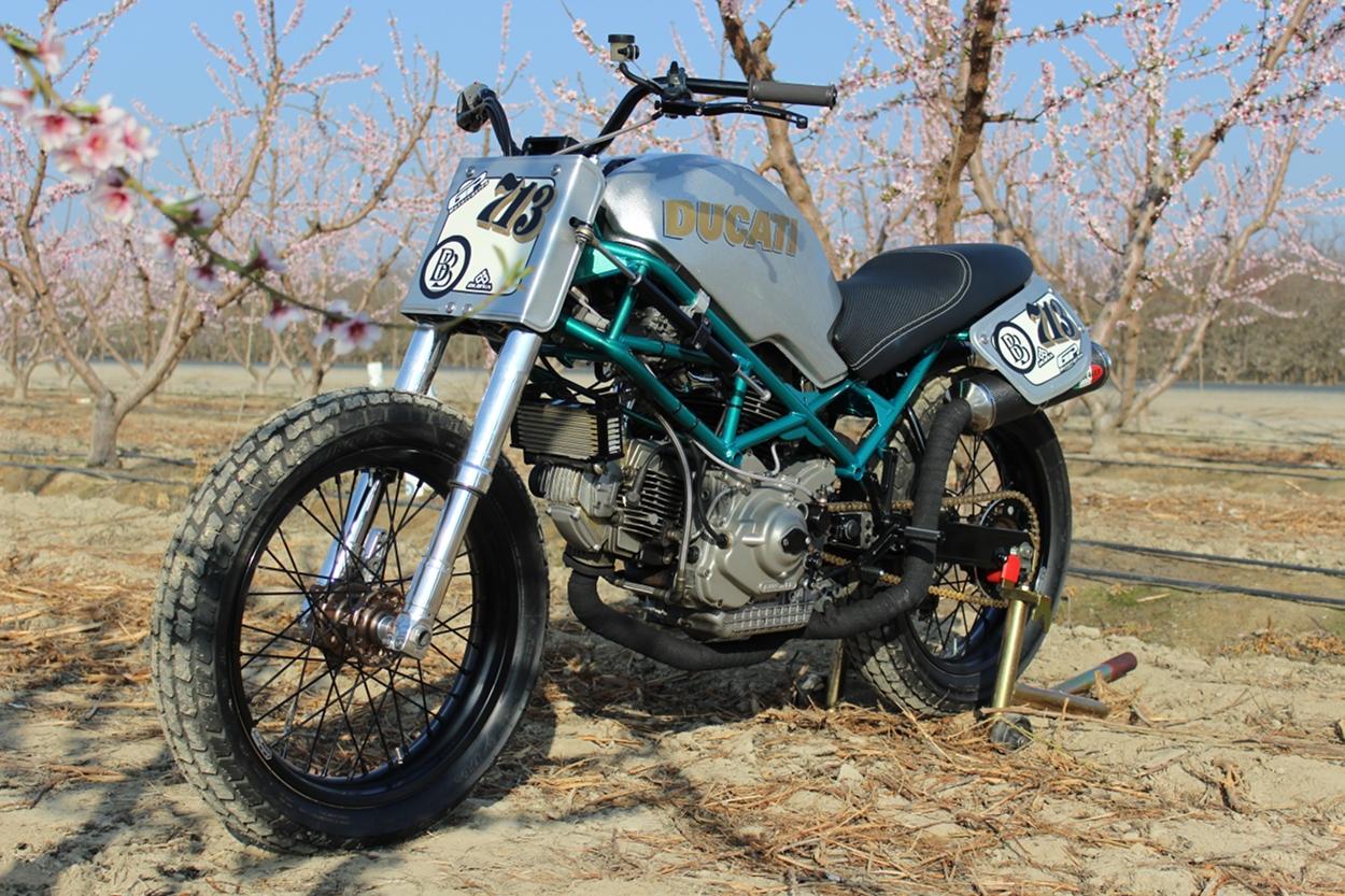 Ducati Monster Street Tracker
