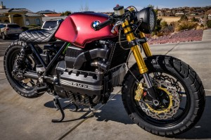 BMW K100 Custom Bobber