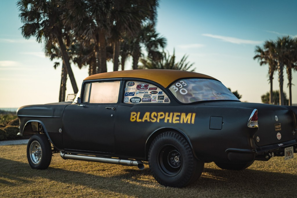 """Blasphemi"" by Mike Finnegan of Roadkill and Finnegan's Garage"