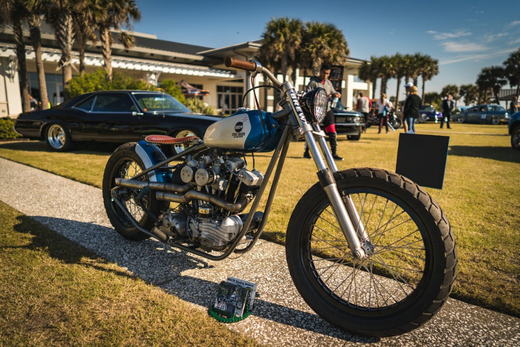 """""""The 45 Magnum Time Bomb"""" by Brew Bikes"""