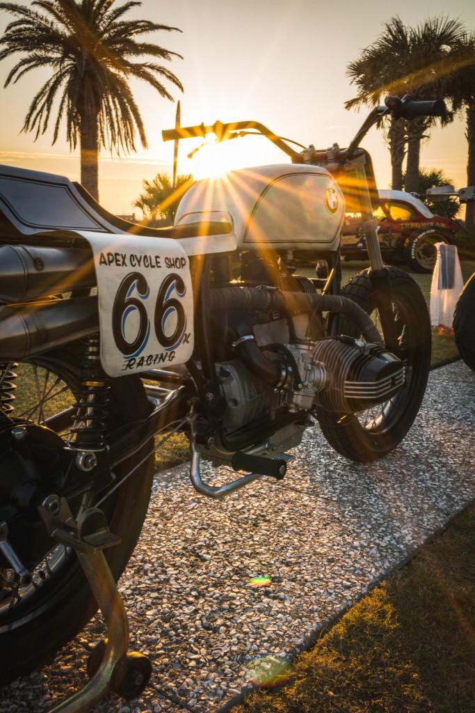BMW R100 Tracker by Apex Cycle Shop