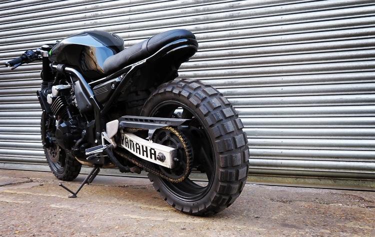 Yamaha Fazer 600 Streetfighter