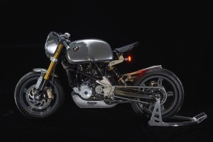 BMW G310R Cafe Racer