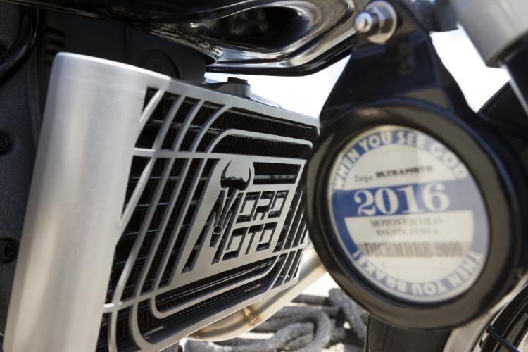 BMW R1100GS Supermoto