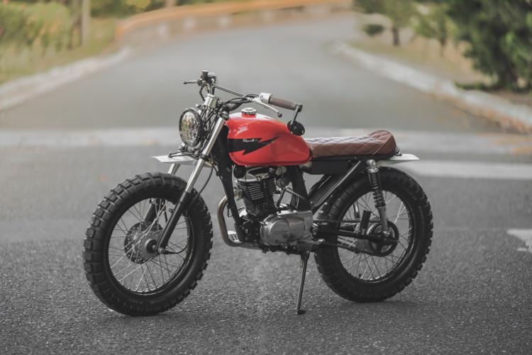 Honda TMX 155 Tracker