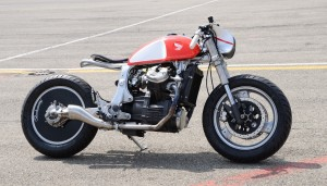 Honda GL500 Boardtracker